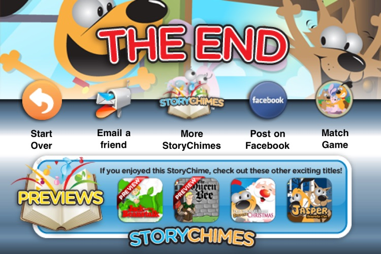 Jasper in The Great Easter Egg Race StoryChimes... screenshot-4