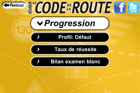 Réussir le Code de la Route - FREE screenshot 2