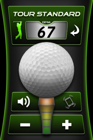 Golf Tempo screenshot-0