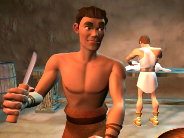 The Bible BooClips - Cain and Abel Lite on the App Store