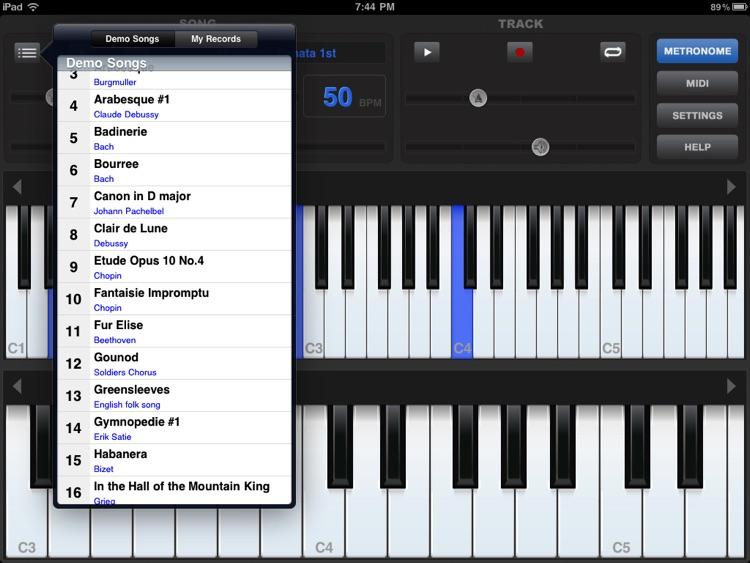 Piano Sharp HD Lite