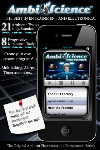 Music For Users! | AmbiScience™