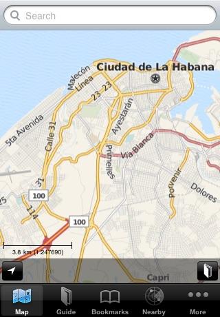 Havana Offline Map & Guide