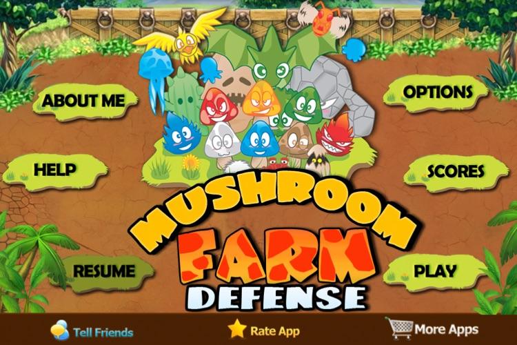 Mushroom Farm Defense by AFOLI.,JSC