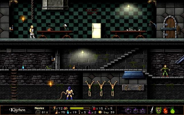 return to dark castle mac