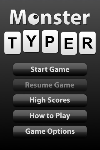 Monster Typer Free screenshot-2