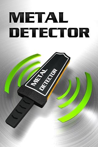a Metal Detector