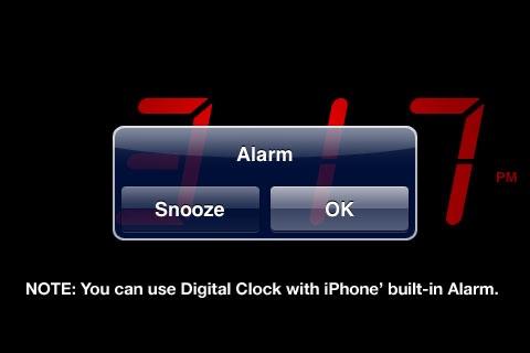 Digital Clock screenshot-4