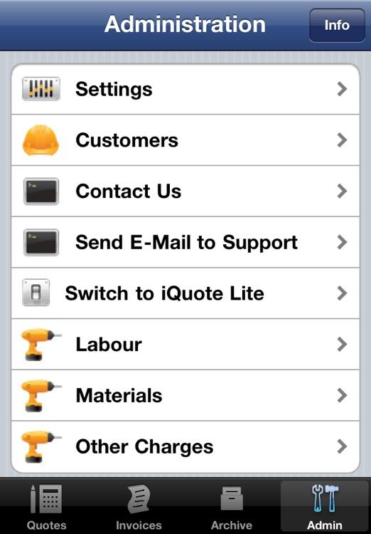 iQuote screenshot-4