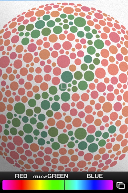 Color Vision (for Color Blindness)