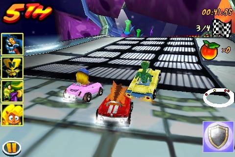 Crash Bandicoot Nitro Kart 3D