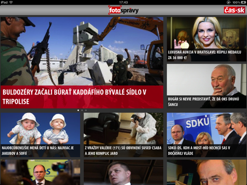 Foto správy screenshot 1