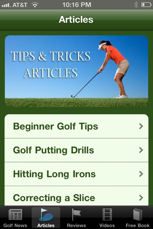 Best Golf Tips and Tricks