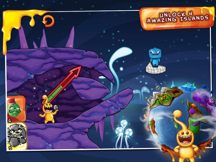 Monster Island HD screenshot-4