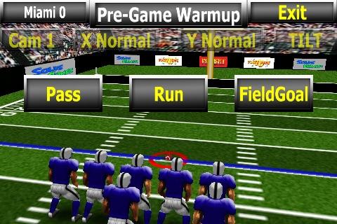 PocketSports Football Lite screenshot-3