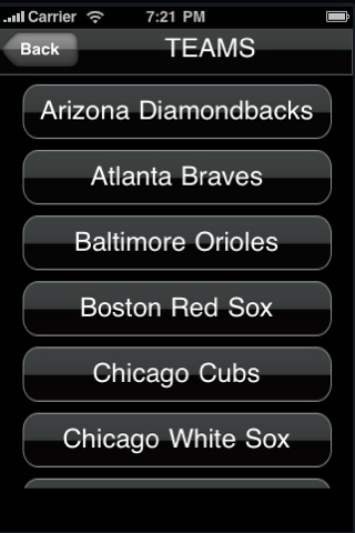 Baseball League: Live Scores and Schedule screenshot-3