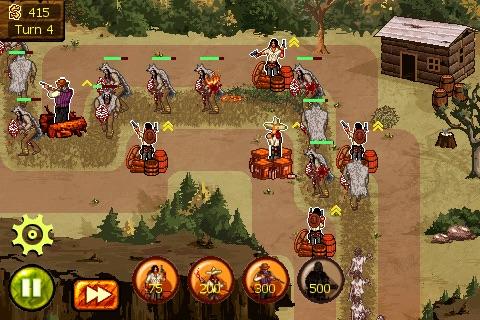 Gundead Defense screenshot-3