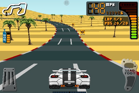 8 Bit Rally screenshot-2