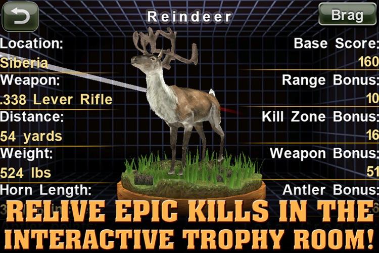Deer Hunter Challenge screenshot-4
