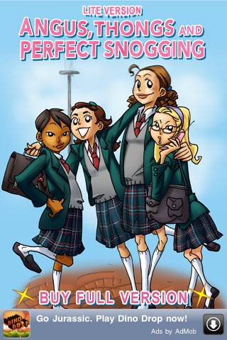 Angus, Thongs and Perfect Snogging (Lite Version)