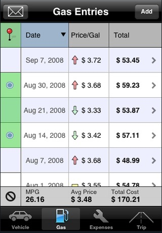 VehiCal - Car Expense Management screenshot-4