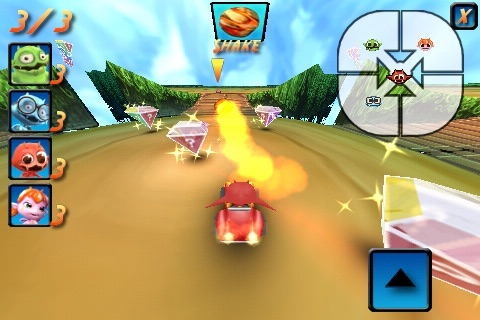 Cocoto Kart Free screenshot-2