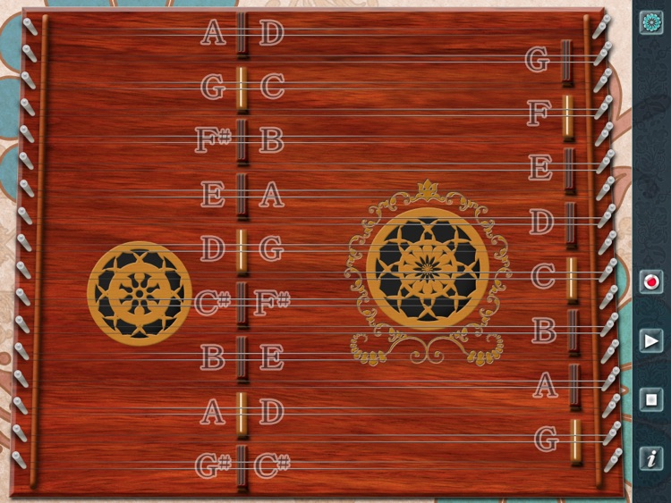 Dulcimer HD screenshot-1