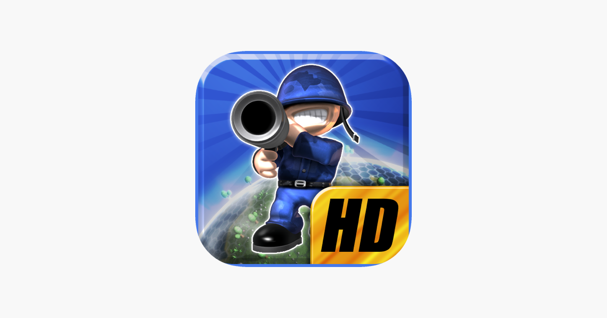 ‎Great Little War Game HD