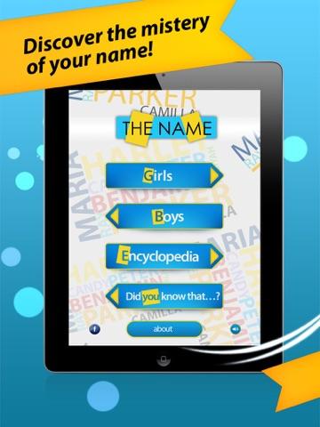 The Name Free-ipad-0