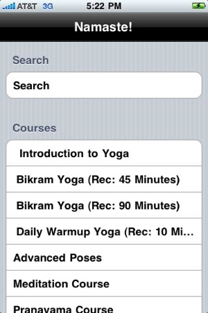 Bikram Yoga On The App Store