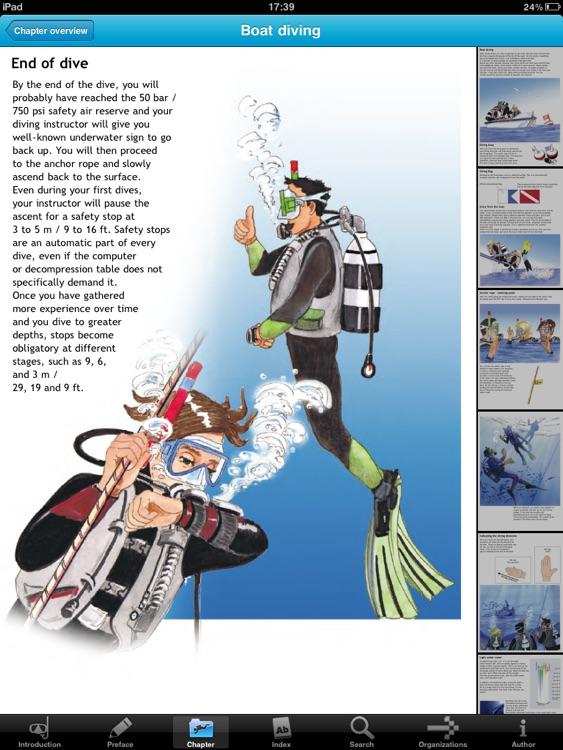 Scuba diving for kids and teens HD screenshot-3