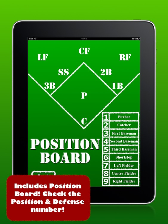 BIGSCORE: Baseball Scoreboard screenshot-3