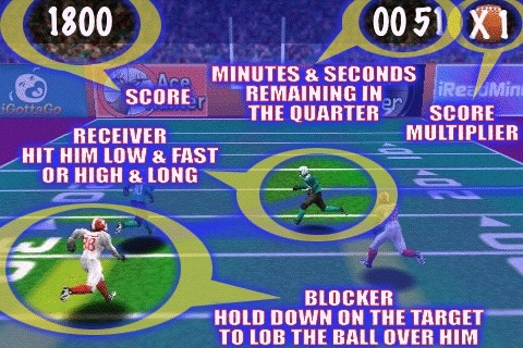 Blitz Football Pro FREE screenshot-4