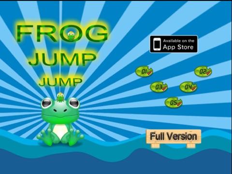 Frog Jump Jump Lite(HD) screenshot 2