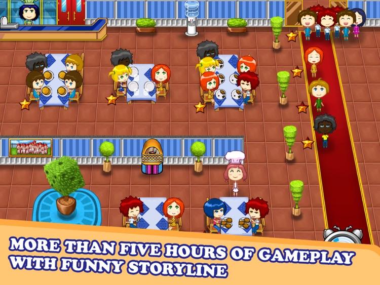 My Little Restaurant HD screenshot-4