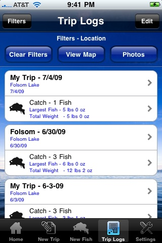 Fishing by HuntFishTracker screenshot-3