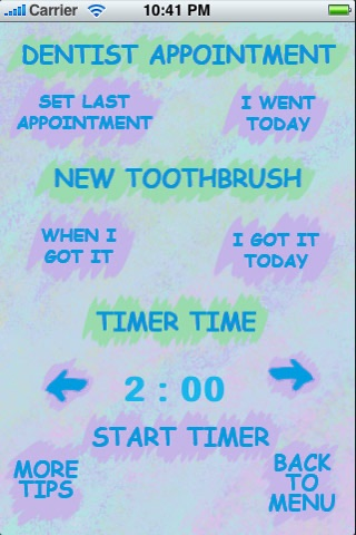 Toothbrush Timer screenshot 3