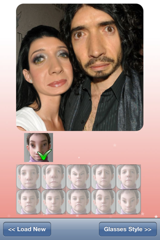 Ugly Face Maker Lite screenshot 4
