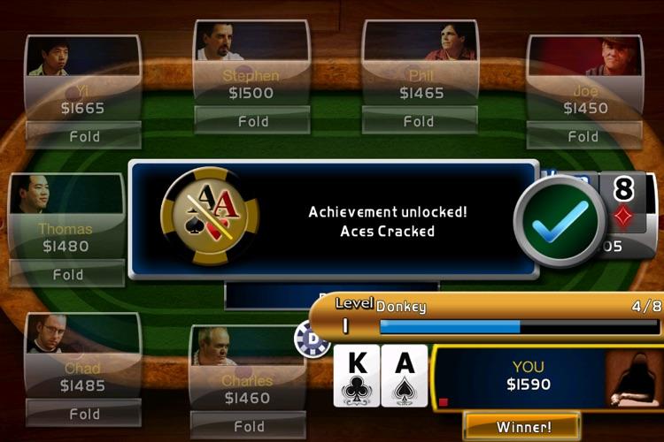 Poker: Hold'em Championship screenshot-3