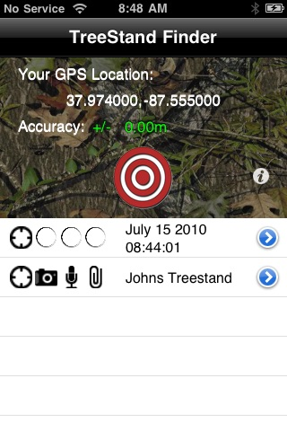 Tree Stand Finder screenshot-0