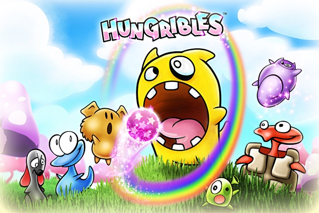 Hungribles Screenshot