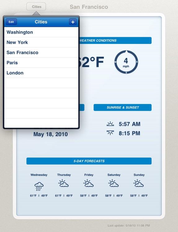 Weather Station Pro screenshot-3