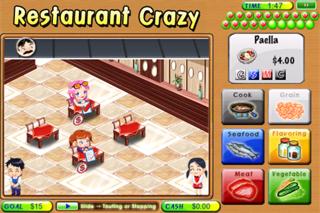 A Restaurant Crazy Lite screenshot two