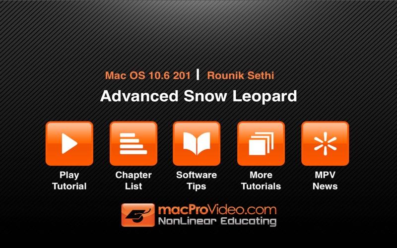 Course For Snow Leopard 2