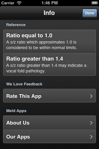 S/Z Ratio screenshot-3