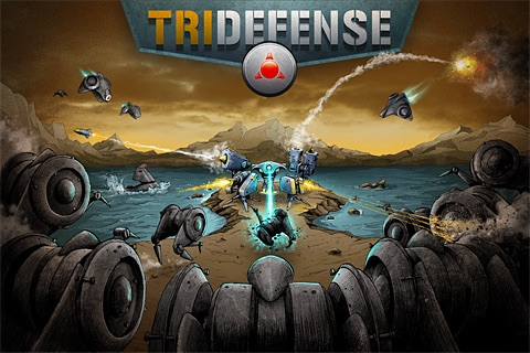 TriDefense screenshot-0