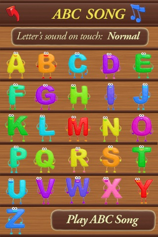 ABC Tracer Lite Free - Alphabet flashcard tracing phonics and drawing screenshot-4