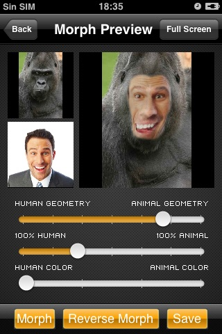 Morphing-Animal Free Version