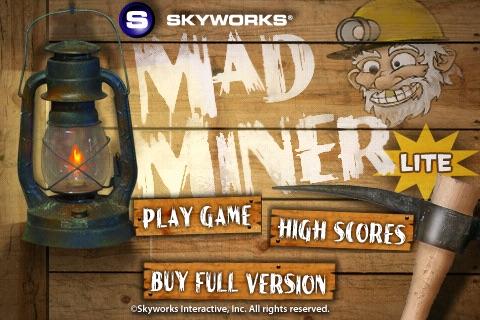 Mad Miner™ Lite