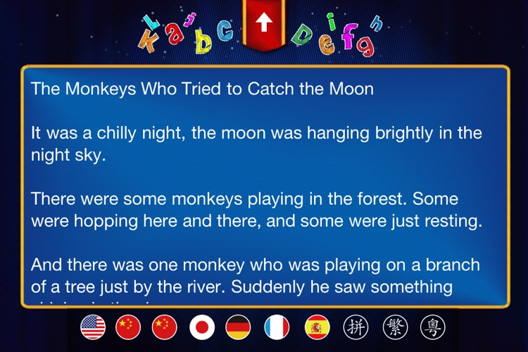 (Lite Edition) The monkeys who tried to catch the moon -by Rye Studio™ screenshot-3